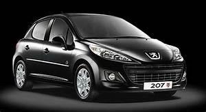 Peugeot 207 Noir : peugeot 207 stade toulousain f line 207 ~ Gottalentnigeria.com Avis de Voitures