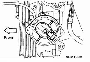 Cam Timing  I Have A 1991 Nissan Truck W   2 4l  Ka24e