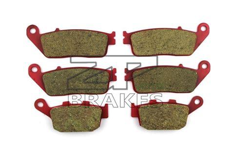 Motorcycle Brake Pads Ceramic Composite For Honda 400 Vfr