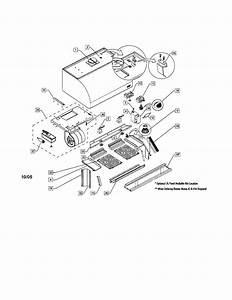 Dcs Model Es30 Range Hood Genuine Parts