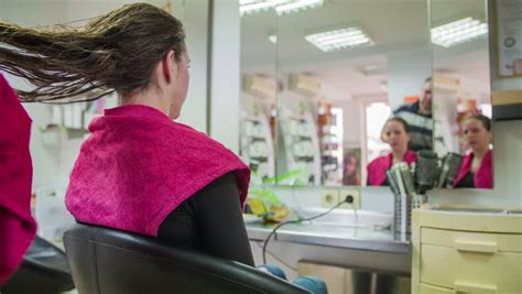 Image result for hairdresser towel neck