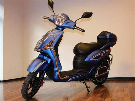 elektro mit straßenzulassung elektro scooter power blau mit stra 223 enzulassung