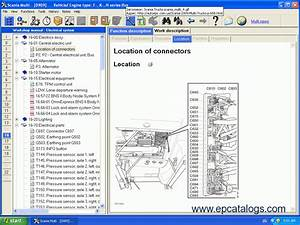Scania Multi 2015 Parts And Repair Documentation Download