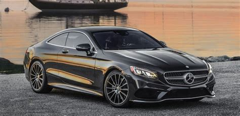 Mercedes S Class Coupe S500 Amg Line Contract Hire For