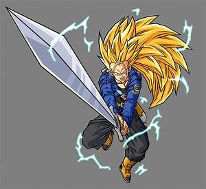 Future Trunks, SSJ3 by hsvhrt on DeviantArt