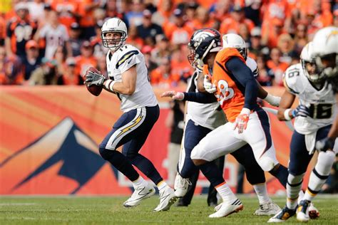 Chargers/broncos Game Preview