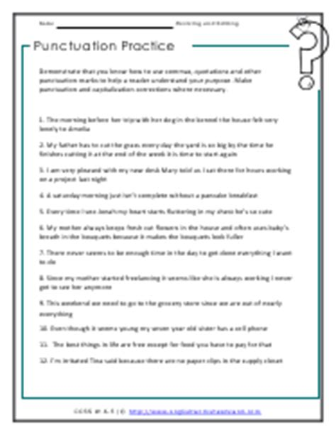 free printable paragraph editing worksheets 2nd grade