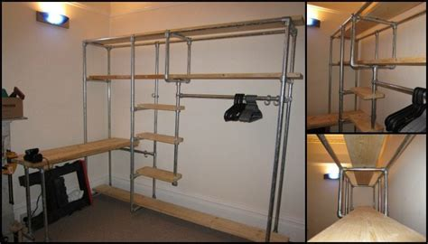 scaffold storage system diy projects