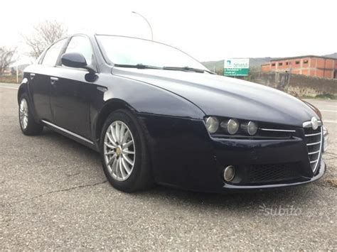 interni alfa 159 usati sold alfa romeo 159 1 9 jtd intern used cars for sale