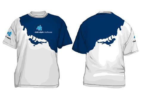 Club Alpine Mulhouse  Tshirts  Bluehair Interaction