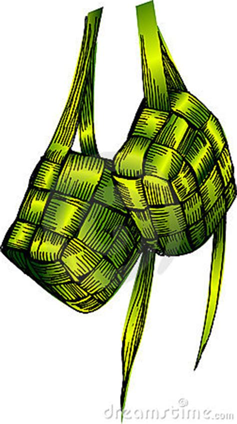 ketupat royalty  stock image image