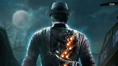 Soul Murdered Wallpapers Suspect Games Supernatural Background