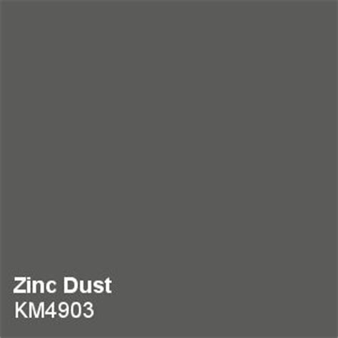 what color is zinc zinc dust km4903 just one of 1700 plus colors from