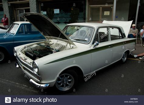 Classic Ford Cortina Stock Photos & Classic Ford Cortina