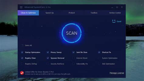 iobit advanced systemcare  review techradar