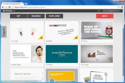 interactive powerpoint create amazing interactive presentations from your browser with emaze powerpoint presentation