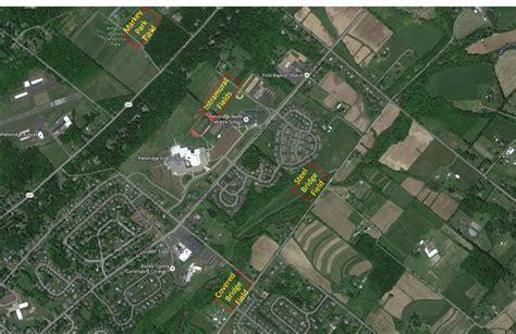 field locations