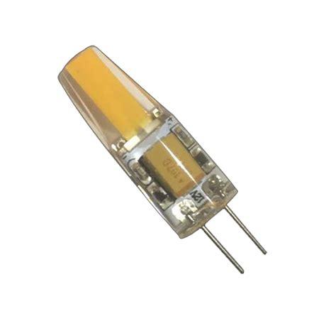 lada led g4 12v g4 cob led l 12v 6 watt dimbaar warm wit