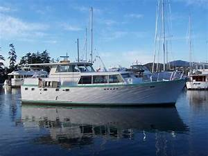 1974 Stephens Flush Deck Motoryacht - Boats Yachts for sale