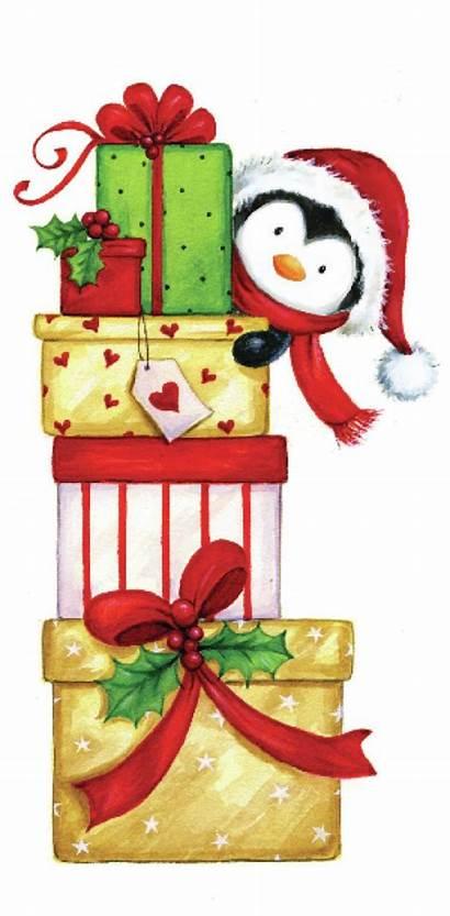 Christmas Clipart Penguins Clip Penguin Xmas Copy