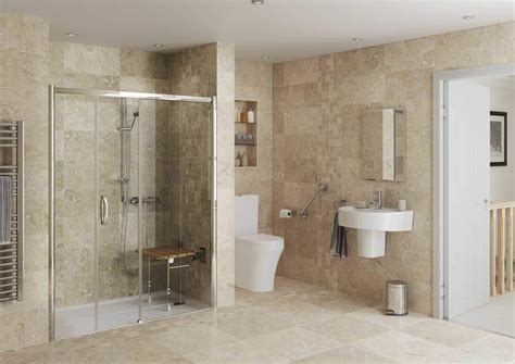 A Walk In Shower by Monaco Alcove Walk In Shower Walk In Showers And