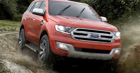 updated 2015 ford everest this is it philippine car