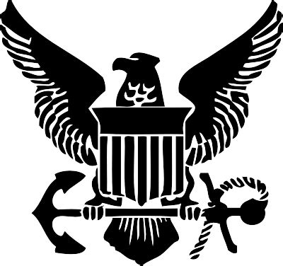 navy eagle clipart   cliparts  images