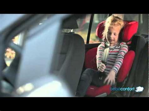 présentation du siège auto ferofix de bébé confort