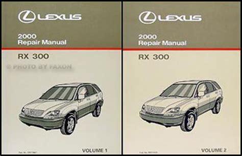 chilton car manuals free download 2000 lexus es interior lighting 2000 lexus rx300 repair manual