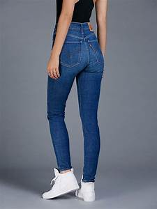 Levi's Mile High Super Skinny | Super skinny, Shops and ...