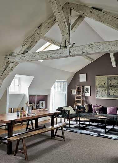 repeindre chambre peinture salon couleur aubergine pour délimiter l 39 espace