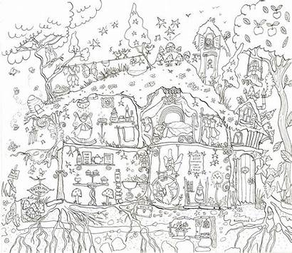 Coloring Posters Pages Giant Poster Colouring Ausmalbild