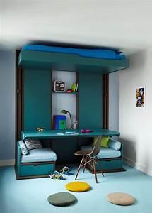 Petite Chambre Ado : les 20 meilleures id es pour une d coration de chambre d ~ Mglfilm.com Idées de Décoration