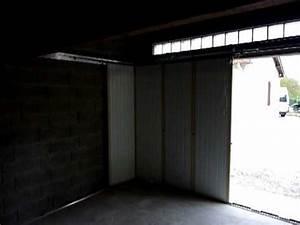 porte de garage coulissante laterale youtube With porte garage isolée