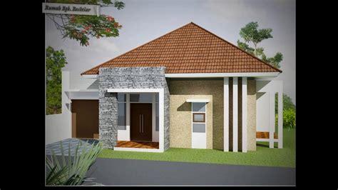 inilah desain rumah minimalis  terlihat luas youtube