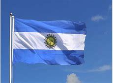 Grand drapeau Argentine 150 x 250 cm MonsieurdesDrapeaux