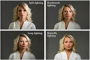 Portrait Lighting Patterns A Free Lesson From Our New