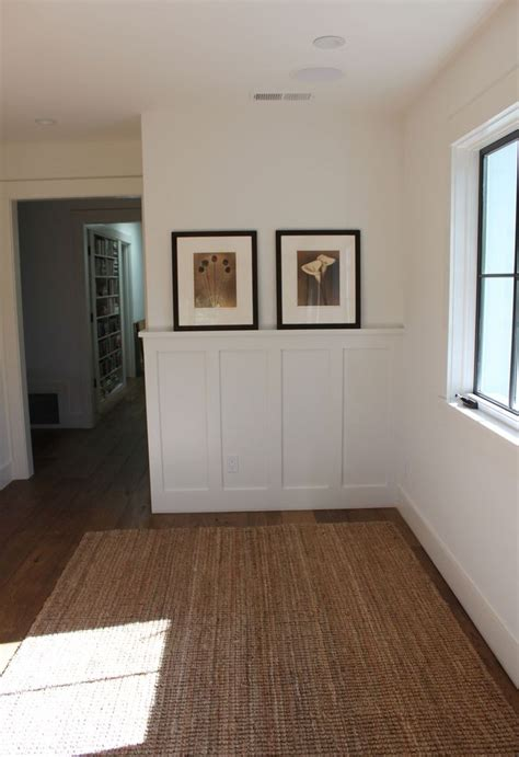 farmhouse urban remodel board batten wainscot home
