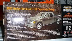 2002 F150 Harley Edition 1  18 Scale Die-cast