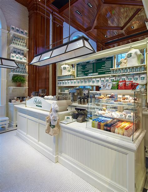 Polo Ralph Lauren Unveils the Ralph Coffee Brand at New York Flagship   Daily Coffee News by