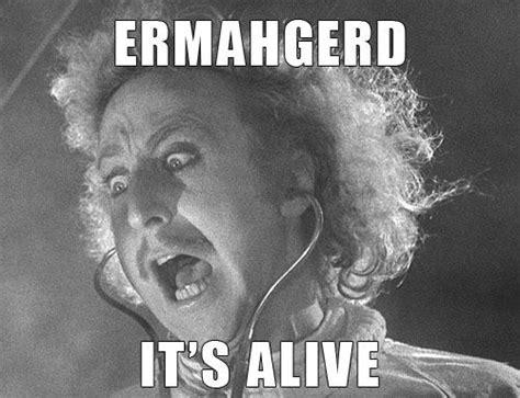 Young Frankenstein Meme - young frankenstein physcomp pinterest