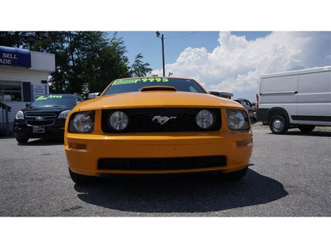 ford mustang gt deluxe coupe  sale  hickory