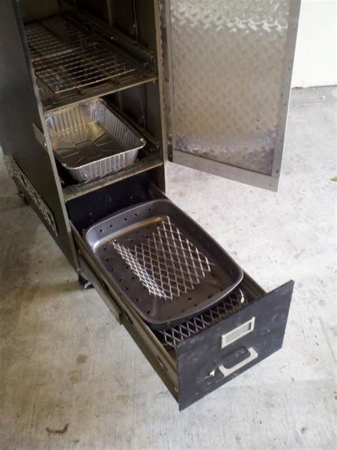 file cabinet smoker plans diy file cabinet plans house design and decorating ideas