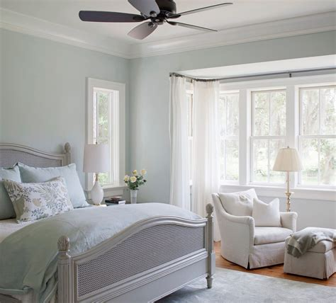 sherwin williams sea salt paint bedroom traditional