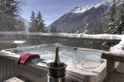 hotel chambre avec privatif hotel chamonix luxe charme insolite restaurant spa