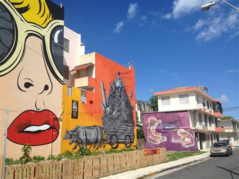 Graffiti Juan : A Grafitti-lover's Tour Of San Juan, Puerto Rico