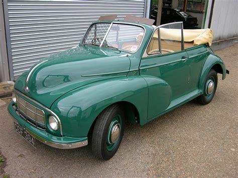 File:1949 Morris Minor Convertible - Flickr - The Car Spy ...