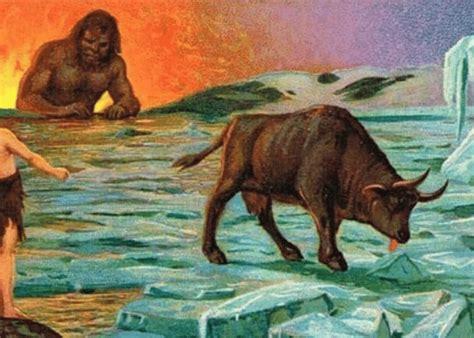 The Norse Creation Myth