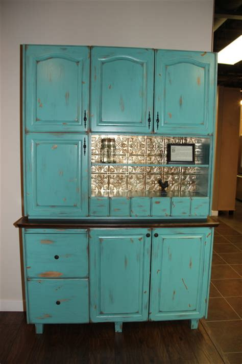 Hoosier Cabinet Reproduction Set by Hoosier Cabinet Reproduction Farmhouse Kitchen