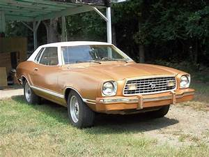 1975 Ford Mustang Classic, All Original 2.3 Liter 4 Cylinder 4 Speed LOW Reserve for sale in ...